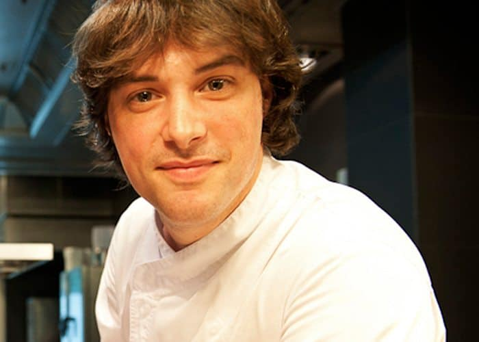 Chef Jordi Cruz