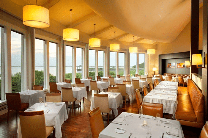 Sanderling Resort, Kimball's Restaurant