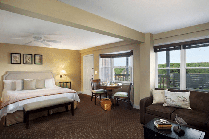 Sanderling Resort, King Room