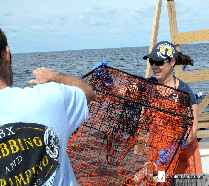OBX Crabbing & Shrimping