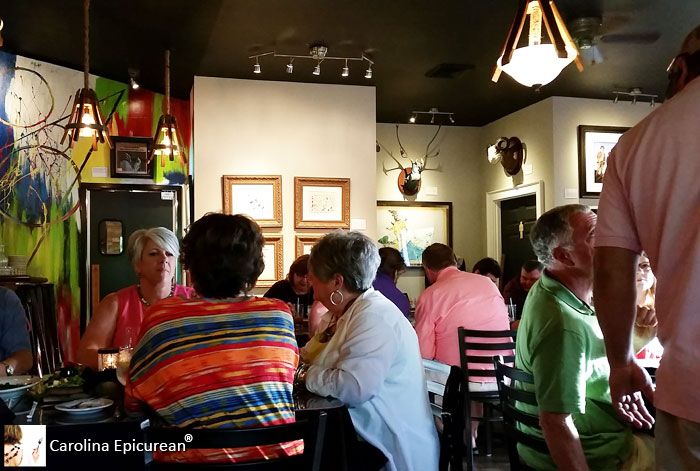 Cape Fear Winery and Vineyard, Cork Room