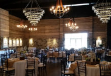 Cape Fear Winery and Vineyard, Event Venue