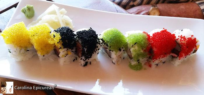 Sushi, TIEC