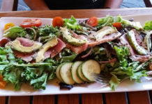 Tuna Tataki Salad, TIEC