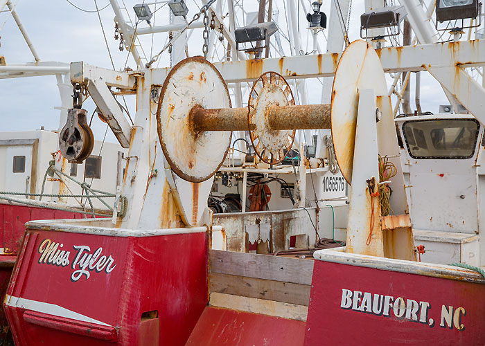 Beaufort Inlet Seafood B&J