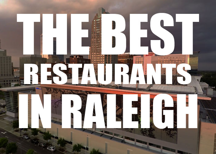 Best Restaurants in Raleigh