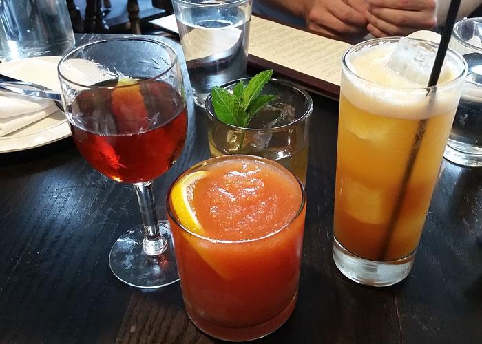 Sovereign Remedies Cocktails