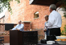John Nolan, Greenville History Tours