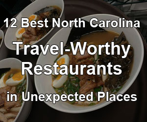 Travel-Worthy Restaurants