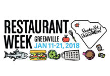 Greenville Restaurant Week