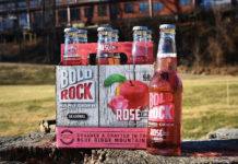 Bold Rock Rose Cider